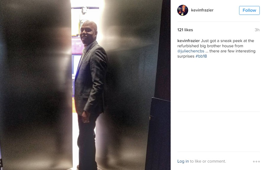 Kevin Frazier teases new Big Brother 18 house design