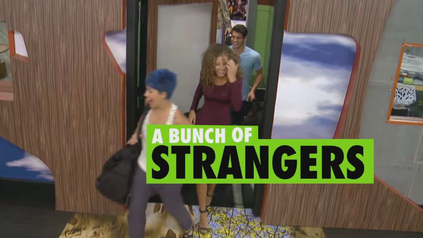 A Bunch Of Strangers – BB18 promo