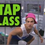 Tap on the glass - BB18 promo