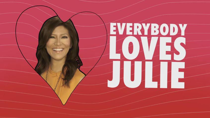 Everybody Loves Julie Chen - BB18 promo