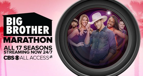 Big Brother Live Feeds & BB18 preseason marathon