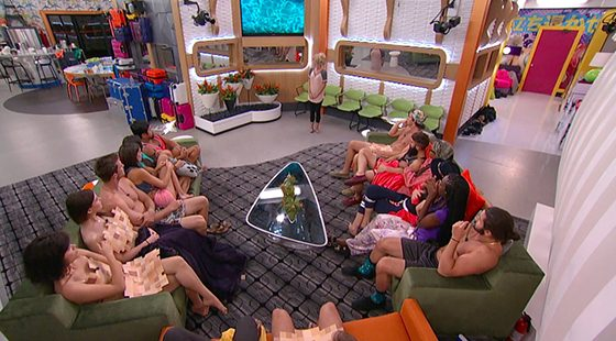 Big Brother Game Punishment Do It Room