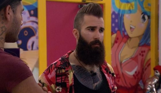 Paul Abrahamian on Big Brother 18