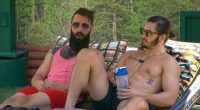 Paul Abrahamian & Victor Arroyo on BB18