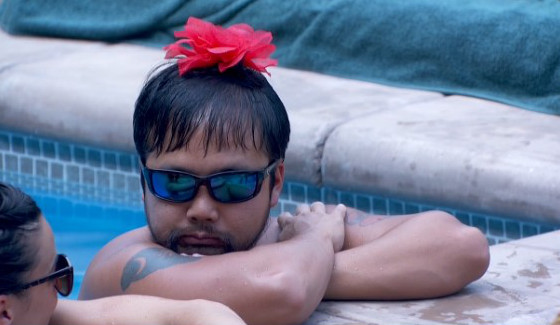 James Huling is a delicate flower on Big Brother 18