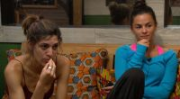 Bronte D'Acquisto and Natalie Negrotti on Big Brother 18