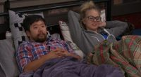 James Huling & Nicole Franzel relax on BB18