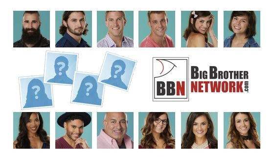 Big Brother 18 Cast & the Mystery Vets