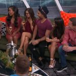 Big Brother 18 Houseguests champagne toast - 02