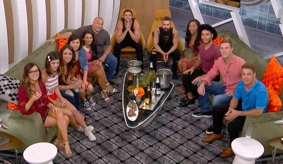 Big Brother 18 Houseguest newbies