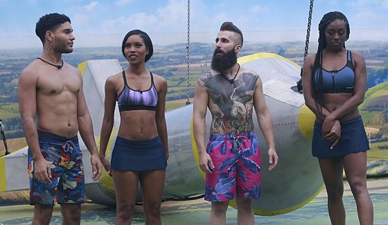 Team Da'Vonne - Big Brother 18