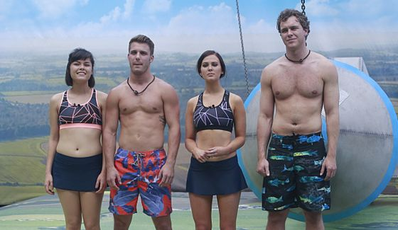 Team Frank on Big Brother 18