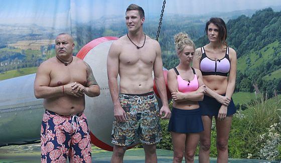 Team Nicole on Big Brother 18