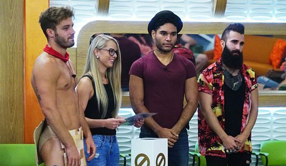 Big Brother 18 Episode 4 Veto players