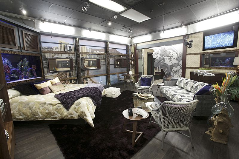 Head of Household room for Big Brother 18