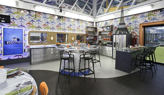 Big Brother 18 House revealed