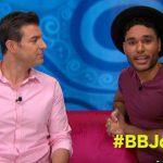 Jeff Schroder interviews Jozea Flores