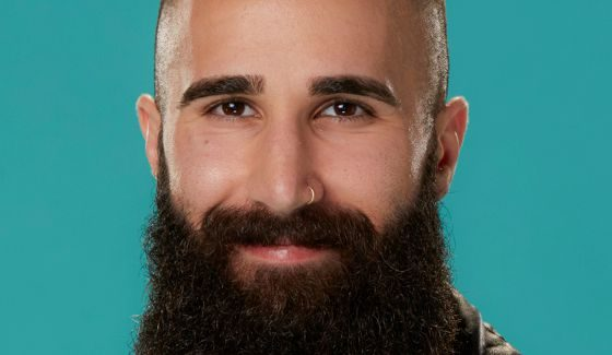 Paul Abrahamian - Big Brother 18 Hosueguest