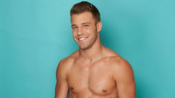 Paulie Calafiore, 27, from Howell, NJ