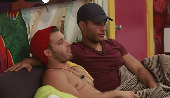Paulie Calafiore & Jozea Flores face eviction tonight on Big Brother 18