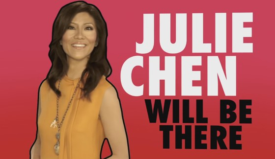 Julie Chen hosts Big Brother 18