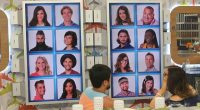 Big Brother 18 Memory Wall featuring Houseguests