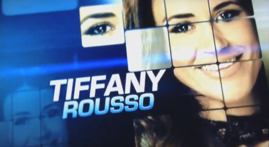 Tiffany Rousso in new BB18 commercial