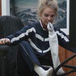 Nicole competes in BB Road Kill