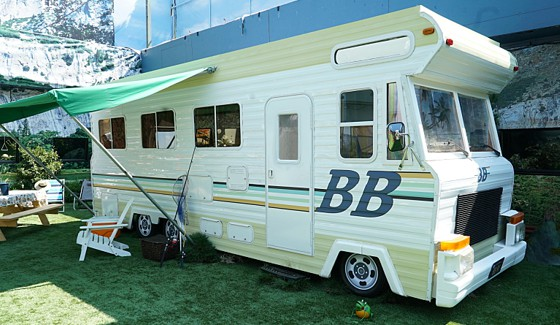 Big Brother 18's Road Kill RV