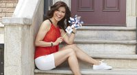 Julie Chen gets ready for Big Brother