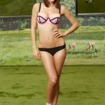Bronte D'Acquisto - Big Brother 18 swimsuit photo