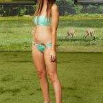 Michelle Meyer - Big Brother 18 swimsuit photo