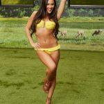 Natalie Negrotti - Big Brother 18 swimsuit photo