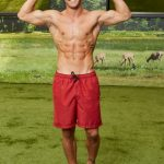 Paulie Calafiore - Big Brother 18 swimsuit photo