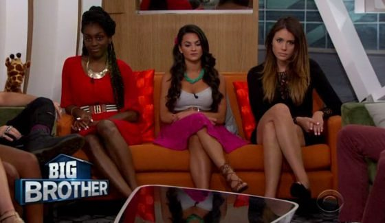 Big Brother 18 Nominees in Week 4