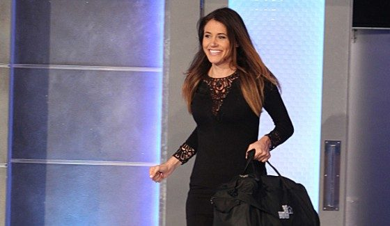 Tiffany Rousso evicted from BB18