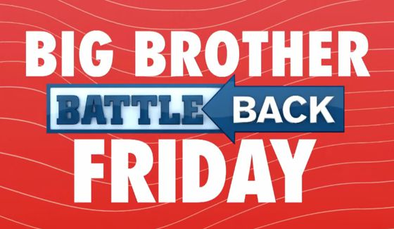 Big Brother Battle Back Friday