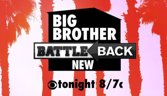 Battle Back tonight on Big Brother 18