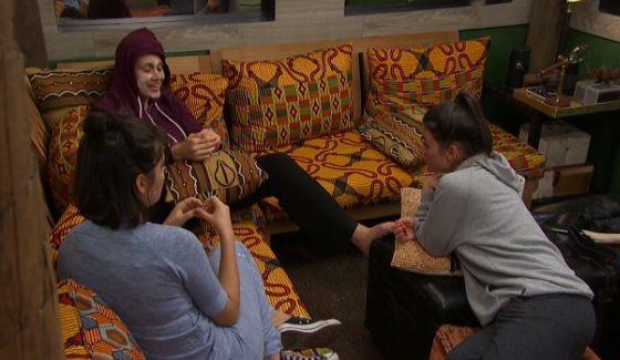 Tiffany, Bridgette, & Natalie talk all-girls alliance