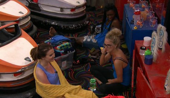 Fatal Four alliance on Big Brother 18