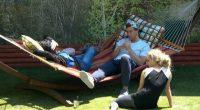 Da'Vonne, Frank, & Nicole whisper game talk on BB18