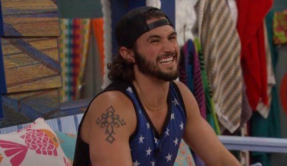 Victor Arroyo is enjoying life on Big Brother 18