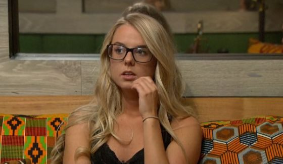 Nicole Franzel considers her options on BB18