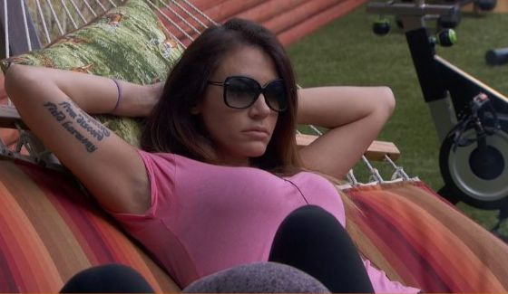 Tiffany Rousso on Big Brother 18