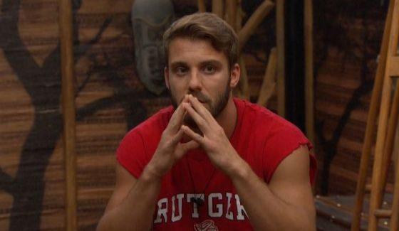 Paulie Calafiore contemplates his game