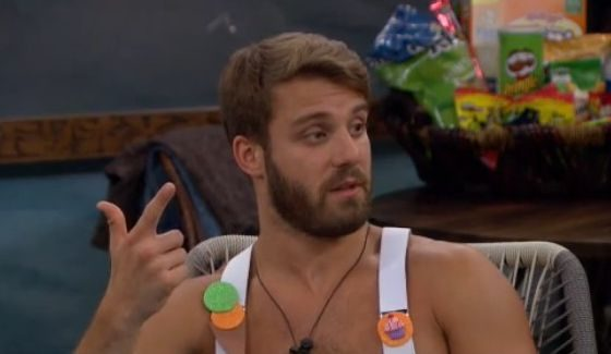 Paulie counts the votes this week on BB18