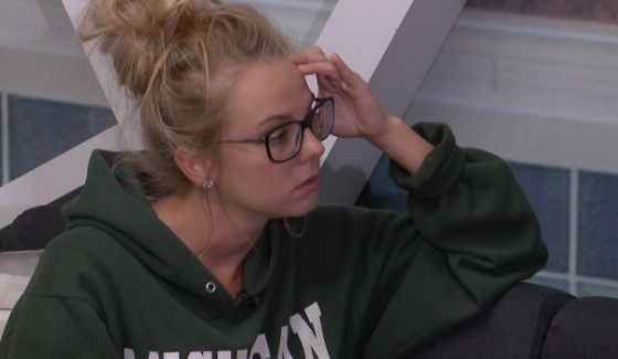 Nicole Franzel plans eviction votes with James