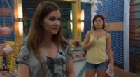 Michelle & Bridgette face off on BB18