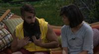 Paul Abrahamian and Bridgette Dunning on Big Brother 18