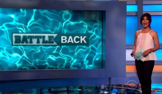 Battle Back twist on Big Brother 18